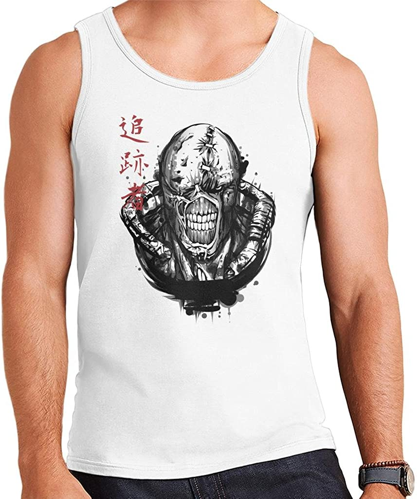 Cloud City 7 Resident Evil T Type Japanese Mens Vest