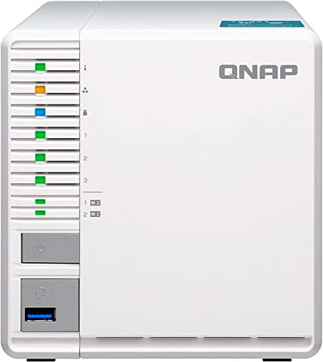QNAP TS-351 Ethernet Torre Blanco NAS - Unidad Raid (Unidad de ...