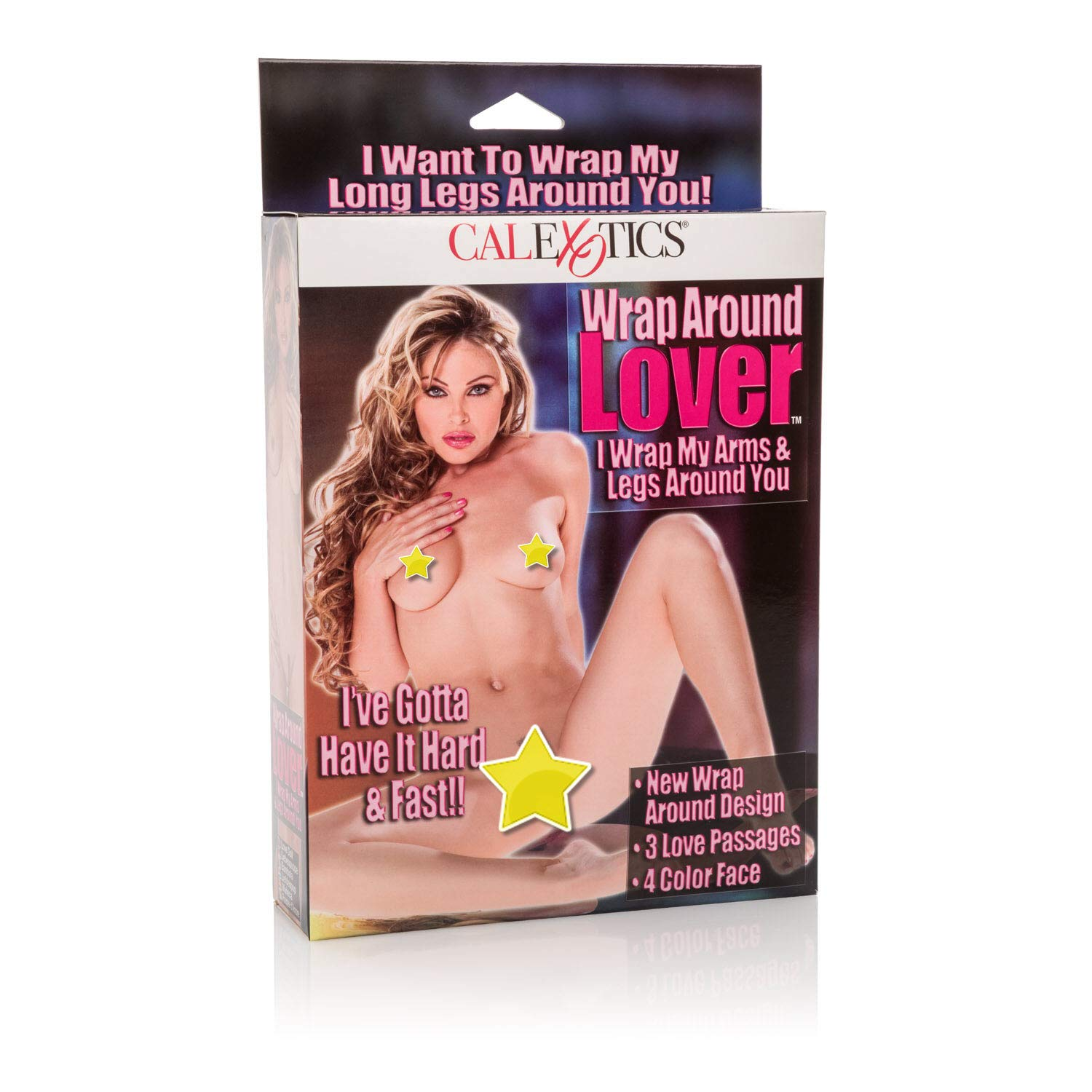 California Exotics Wrap Around Lover Doll by CalExotics