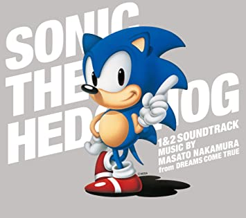 ソニック・ザ・ヘッジホッグ1\u00262 サウンドトラック