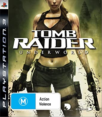 Tomb Raider Underworld PS3: Amazon.de: Games