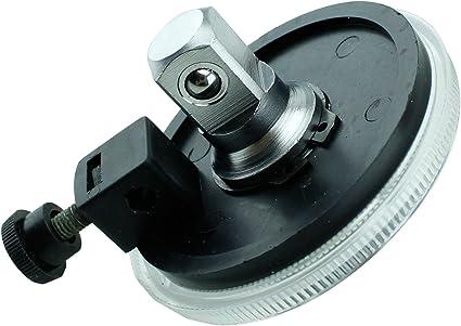 "360 ° 1//2/"" Dr Drehmomentwinkelmesser Meter Winkel Rotation Vermesser C6I9"