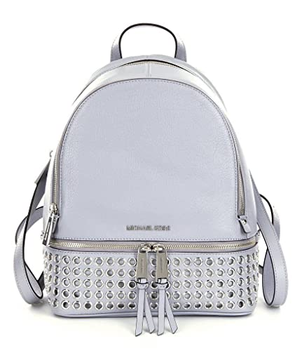 d0559c71eace Amazon.com: MICHAEL Michael Kors Rhea Medium Grommet Backpack, Dove: Shoes