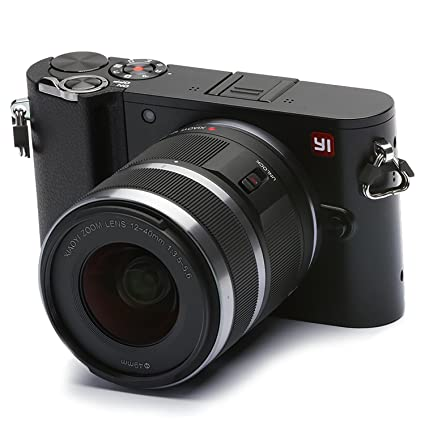YI 4K Video 20 MP Mirrorless Digital Camera With LCD Touchscreen Wi Fi