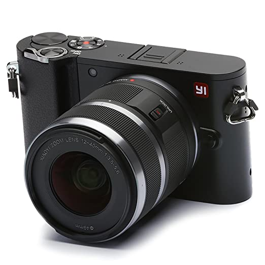 Review YI 4K Video 20 MP Mirrorless Digital Camera with LCD Touchscreen, Wi-Fi, Bluetooth, Interchangeable Lens 12-40mm F3.5-5.6 - Black