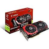 MSI GAMING GeForce GTX 1060 6GB GDRR5 192-bit HDCP Support DirectX 12 Dual TORX 2.0 Fan VR Ready Graphics Card (GTX 1060 GAMI