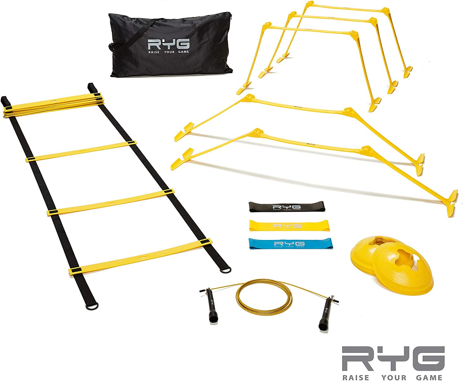 raise your game ryg agility training set