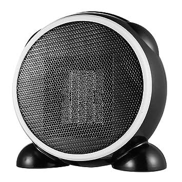 Kongqiabona Desktop Mini Ventilador de Escritorio Oficina portátil Inicio Invierno Calefactor eléctrico de Espacio cálido: Amazon.es: Hogar