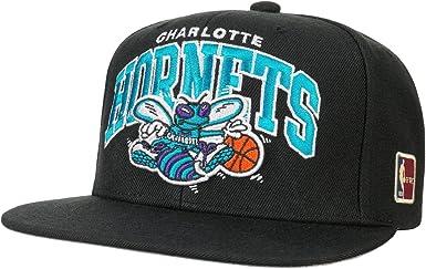 Mitchell & Ness Gorra HWC NBA Hornets by Gorragorra de Beisbol ...