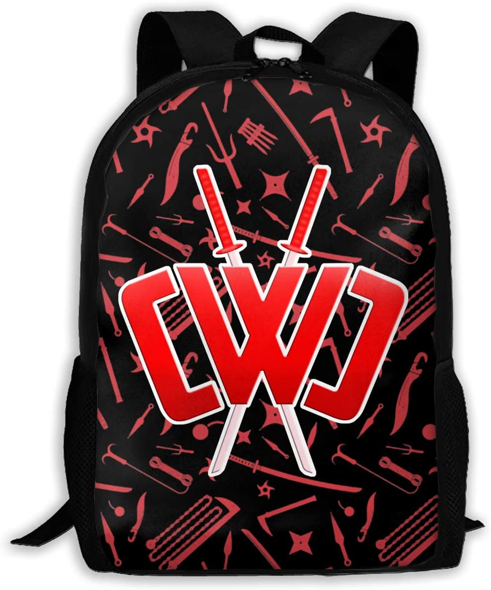 Chad Wild Clay Cwc Backpack For School Travel Laptop Daypack Bag For Kids And Men 6
