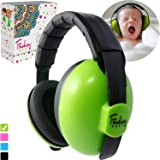 Fridaybaby Baby Ear Protection (0-2+ Years) - Comfortable and Adjustable Noise Cancelling Baby Ear Muffs for Infants & Newbor