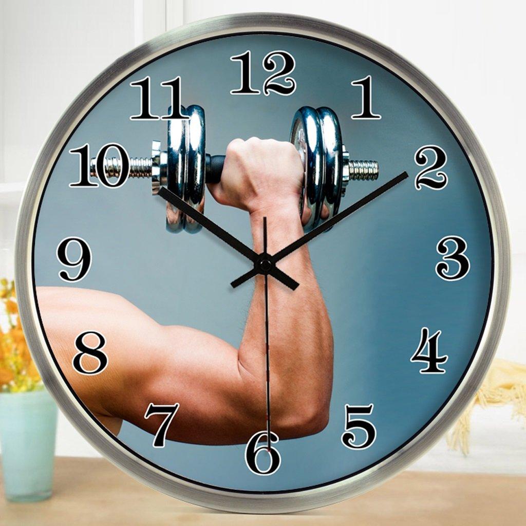 シンプルな壁時計、腕時計の動き装飾アートウォールクロックミュート吊り下げクリエイティブ時計 ( 色 : B , サイズ さいず : Diameter40cm ) B07BW9YFL7 Diameter40cm|B B Diameter40cm