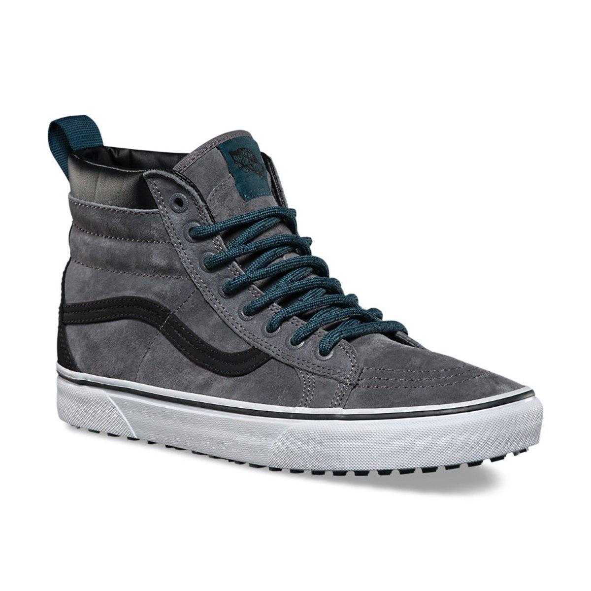 08b369d5a7a97b Vans Mens SK8-HI MTE Sneaker Tornado Atlantic Deep Size 3.5  Amazon.ca   Shoes   Handbags