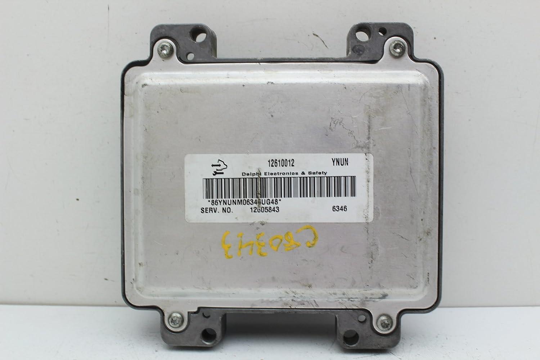 "2000  GMC Yukon XL  Engine computer 9354896  /""Programmed to your VIN/""  ECM PCM"