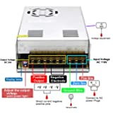 EAGWELL 24v 15a DC Universal Regulated Switching