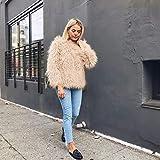 Women'S Faux Fur Coat Clearance plus size Warm