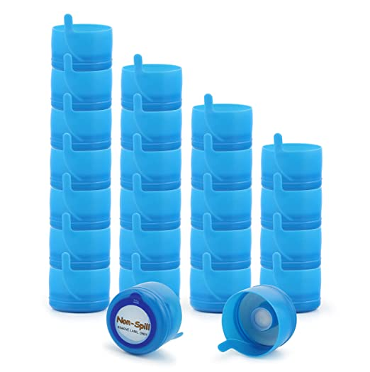 Tapas de repuesto para jarras de agua de 3 y 5 galones (24 ...