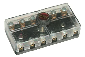 amazon com rs vintage parts rsv b00zlrlpbu 01271 motorcycle  vintage automotive fuse box #13
