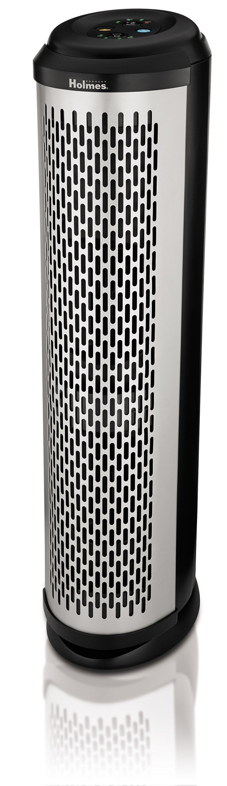 Holmes Allergen Remover Tower Air Purifier with True HEPA Filter, HAP1702-TU