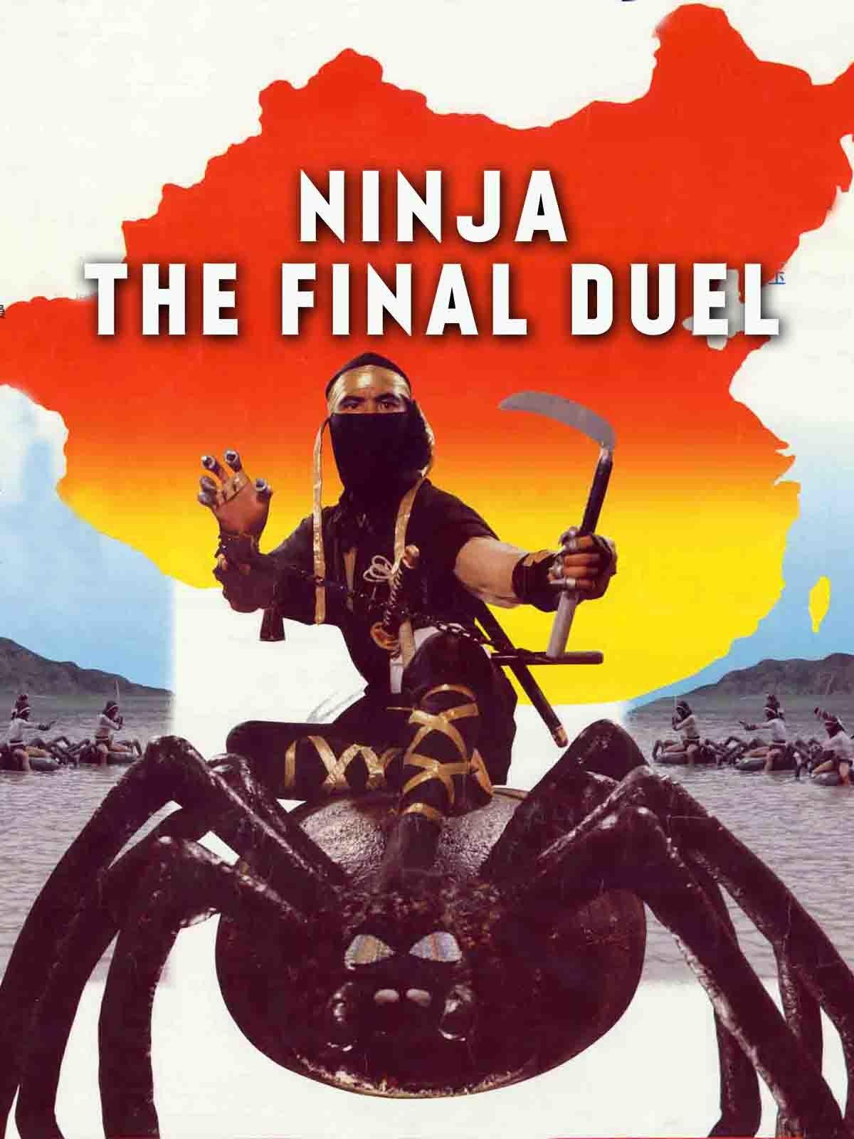 Watch Ninja The Final Duel | Prime Video