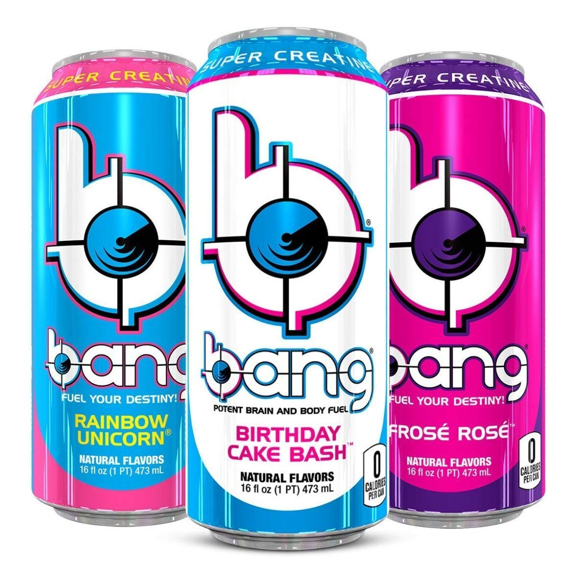 what is in bang energy drink