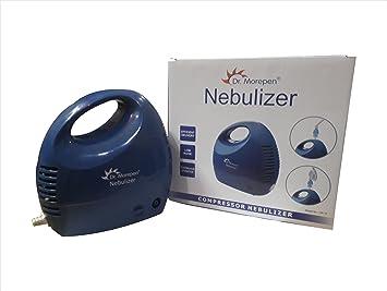 Dr Morepen Compressor Nebulizer Blue Cn 10 Amazon In Health