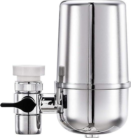 Purificadores de agua for el hogar enchapados, filtro for el grifo del purificador frontal de la