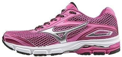 big sale 9763c 1e870 Mizuno Wave Legend 4 (w), Chaussures de Running Entrainement Femme, Violet (