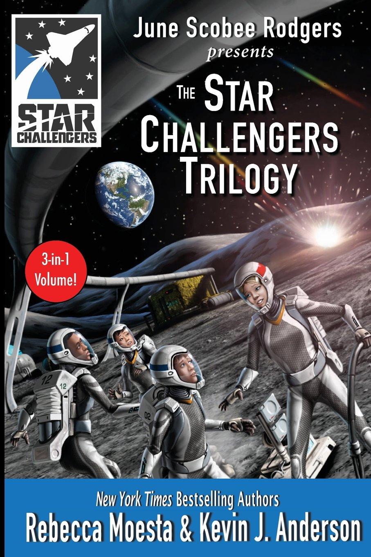 Download Star Challengers Trilogy: Moonbase Crisis, Space Station Crisis, Asteroid Crisis (Volume 4) pdf