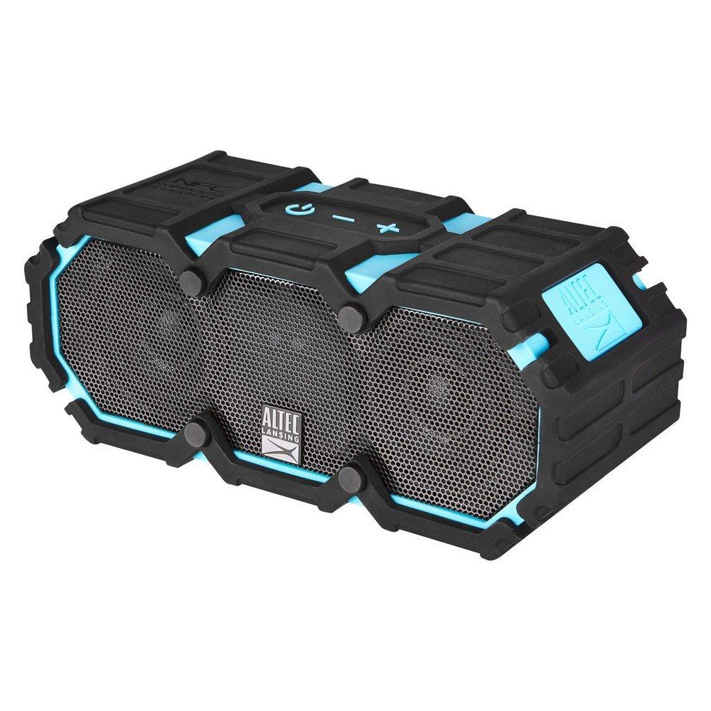 Altec Lansing IMW577-AB Lifejacket 2 Bluetooth Speaker, IP67 Waterproof, Shockproof, Snowproof, Everything-Proof Rating, 30-Foot Range, 16 Hours Of Battery Life, Aqua Blue by Altec Lansing (Image #7)