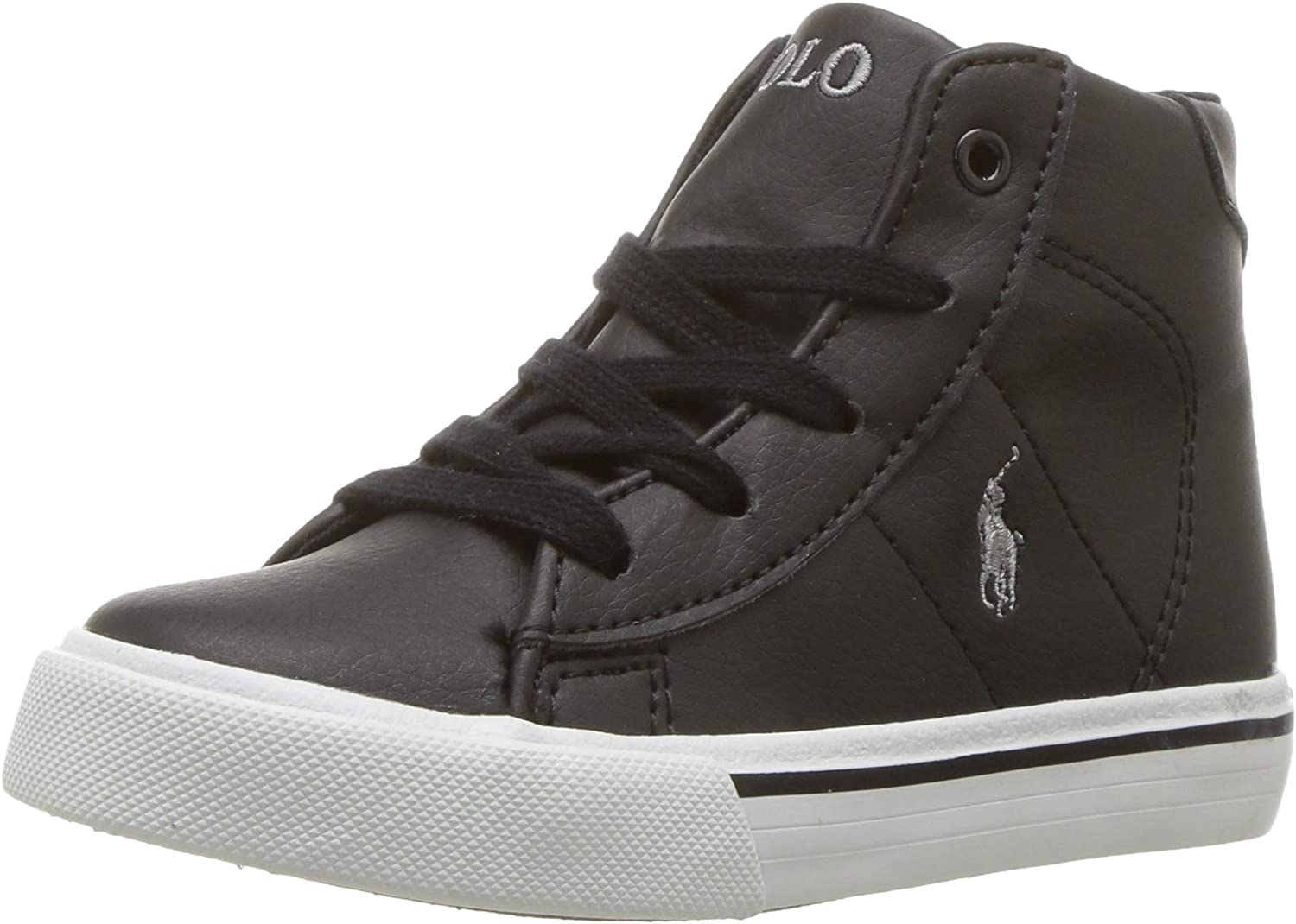 70% OFF Outlet Polo Ralph Lauren Unisex-Child Sneaker Mid Popular products Easten