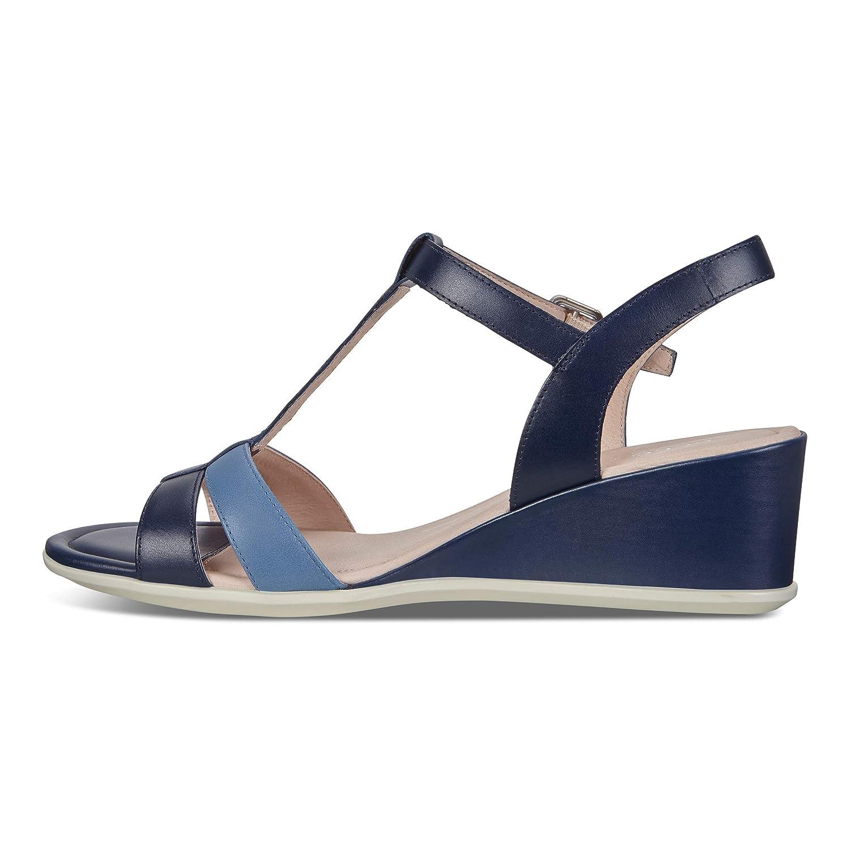 ECCO Shape 35 Wedge Sandal Zapatos de tac/ón con Punta Abierta para Mujer