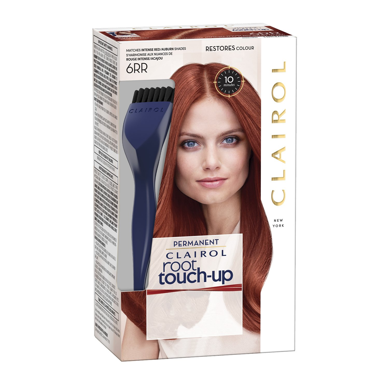 Clairol - Root Touch-up Permanent Hair Color, Reds Coty