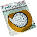 Farbenmix Stylefix Ruban thermocollant fixe-ourlet double face 50m x 4mm