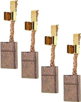 2er Kohlebürsten Für Makita CB440 Pinsel BHP451 Bohrer BTD140 1 Paar Set