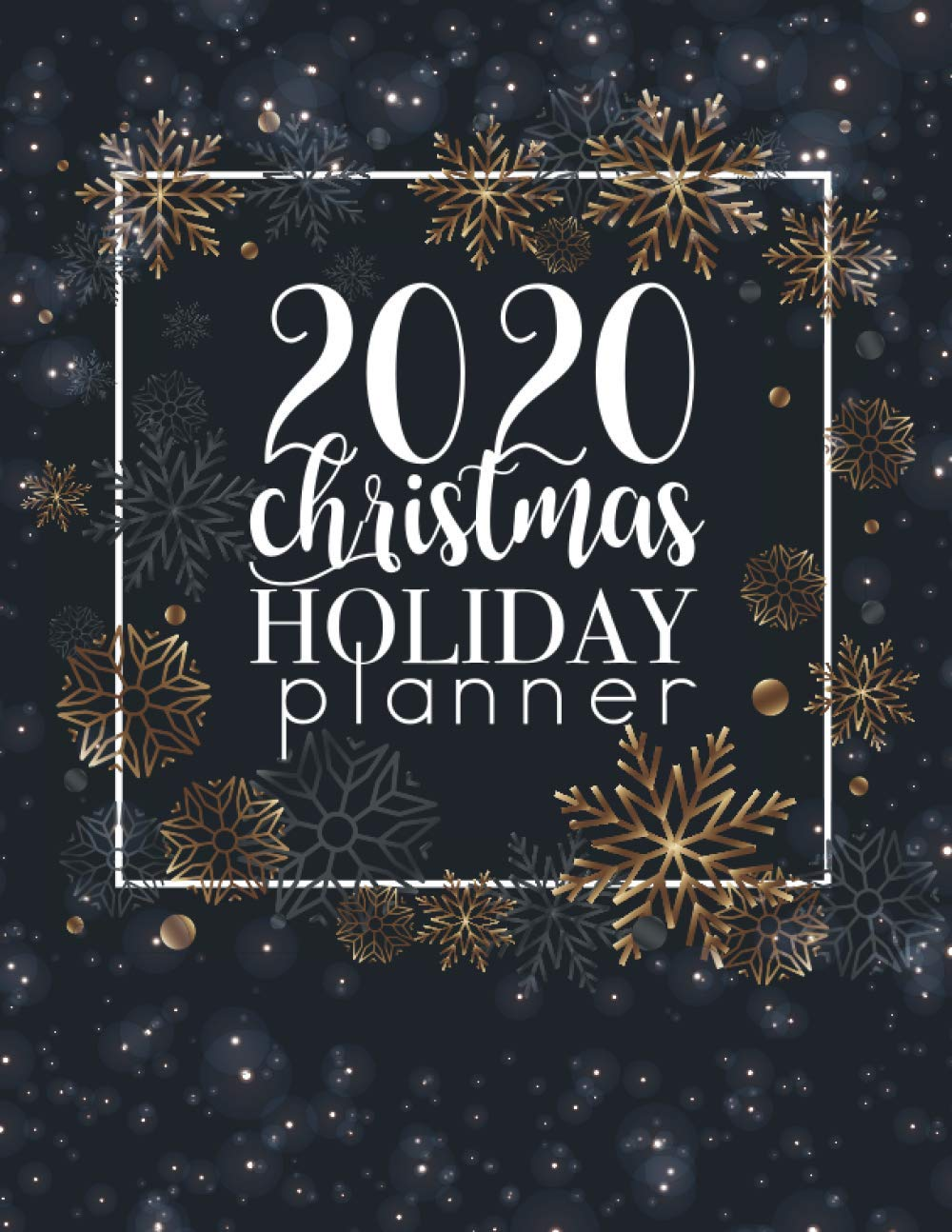 Christmas holiday planner 2020: Help you get ready for the