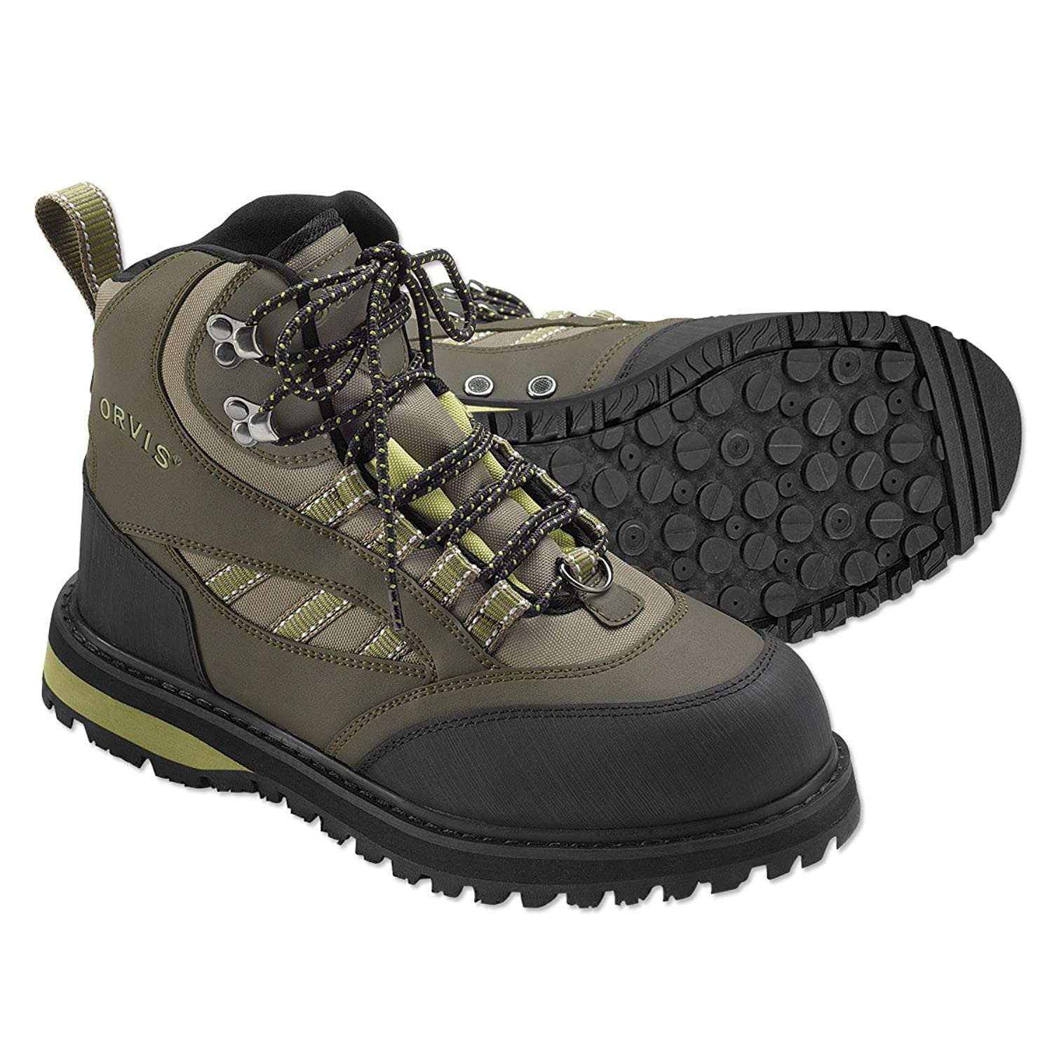 Orvis Women's Encounter Wading Boot - Rubber B00WGYK7IS 10 M US