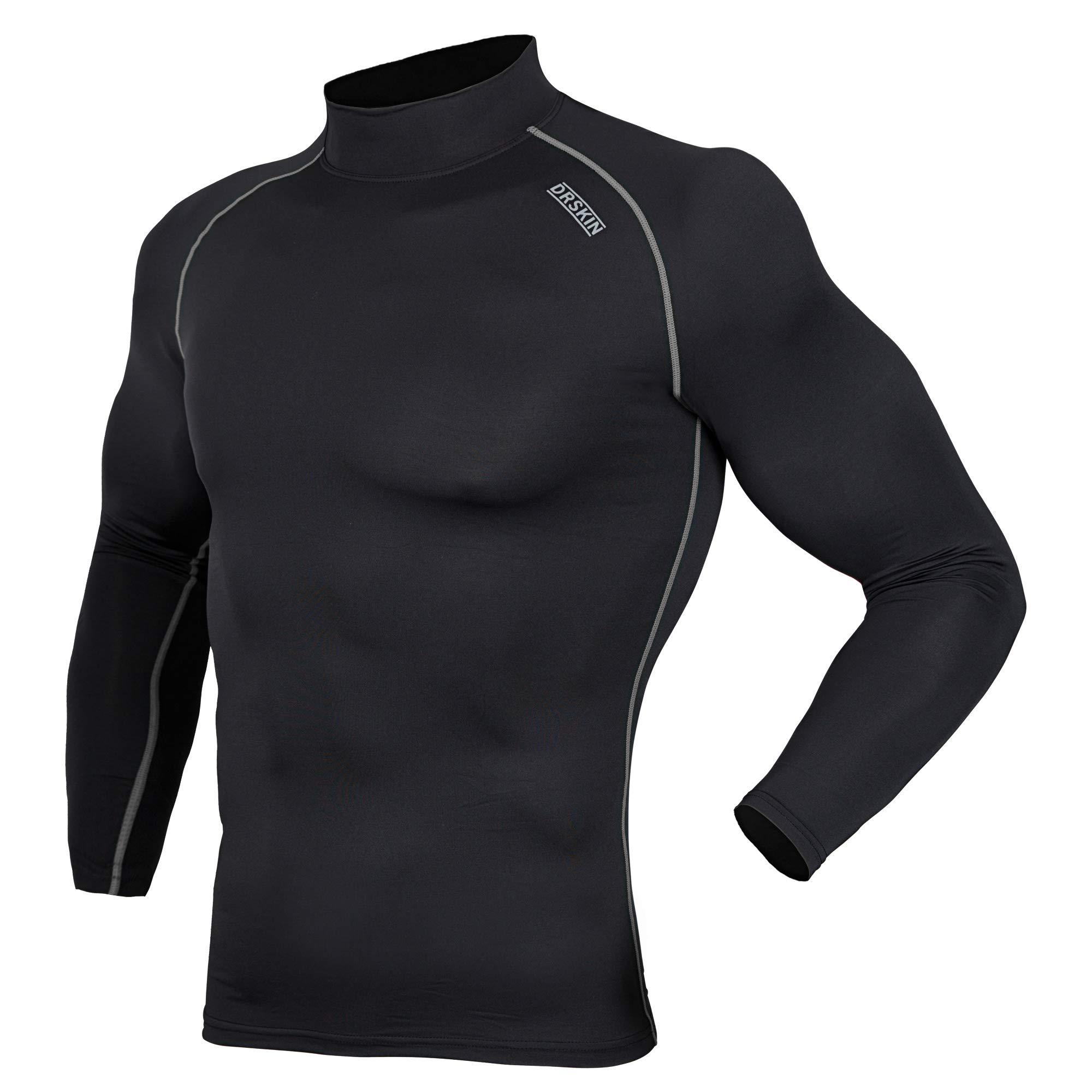 :[DRSKIN] Thermal Fleece Coldgear Tight Compression