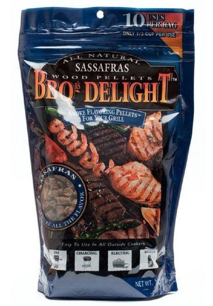 Sassafras Wood Pellets 1Lb Bag COMINHKR010878