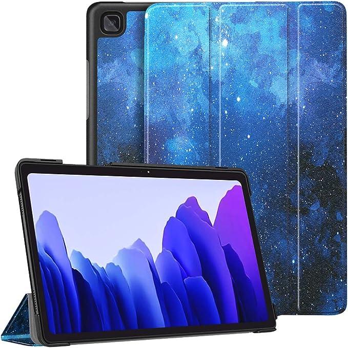 Dadanism Hülle Für Galaxy Tab A7 10 4 2020 Leicht Pu Elektronik