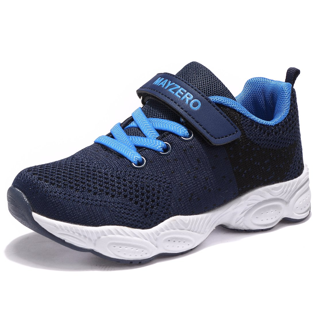 MAYZERO Kids Tennis Shoes Breathable Running Shoes Walking Shoes Fashion Sneakers for Boys and Girls YMS