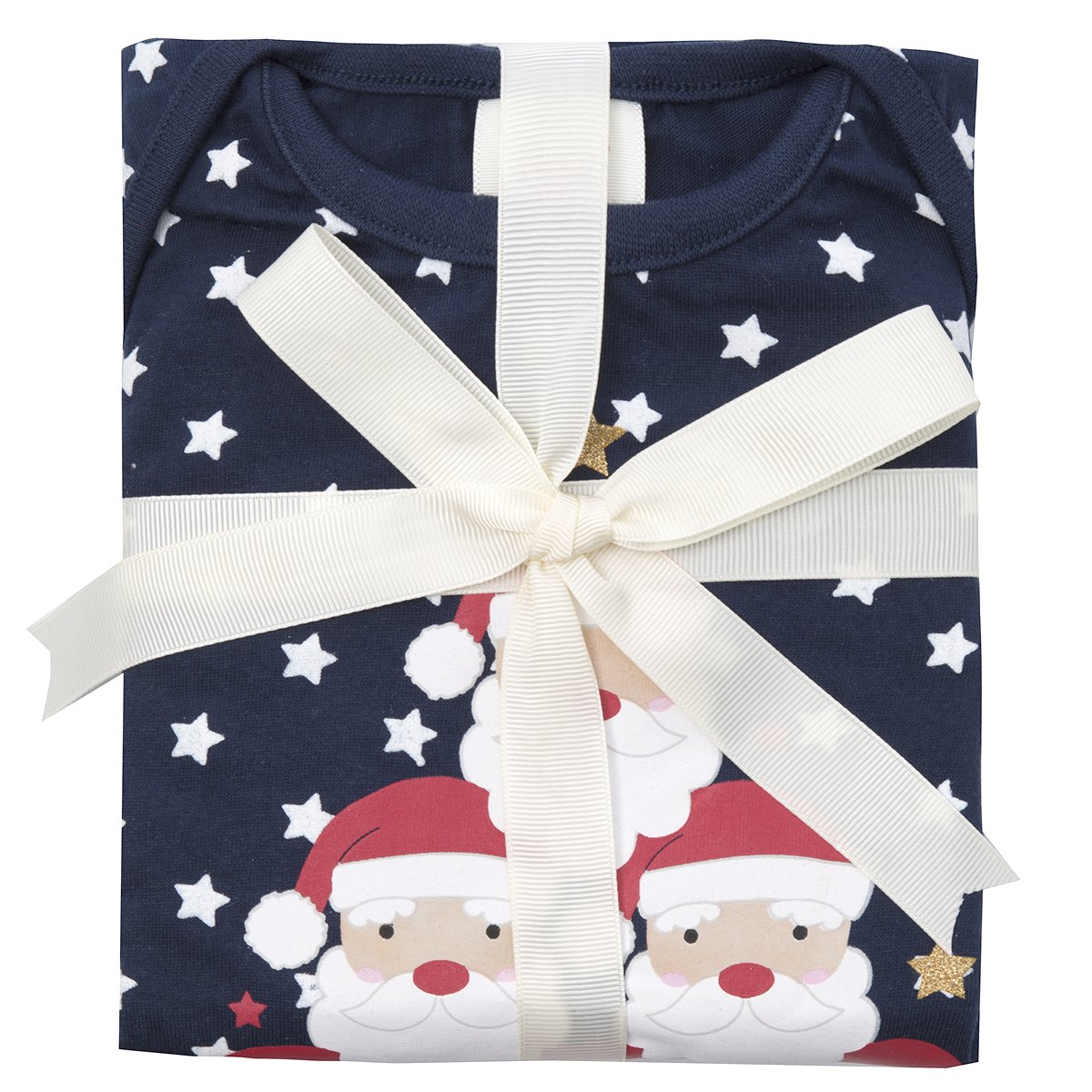 Sizes 6-24 Months Unisex Baby Toddler 100/% Cotton Novelty Christmas Pyjama PJ Set QT