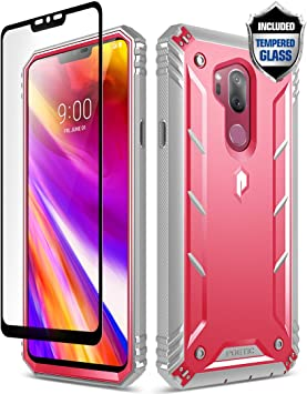 Funda LG G7 ThinQ, Funda Robusta LG G7 ThinQ, Poetic Revolution ...
