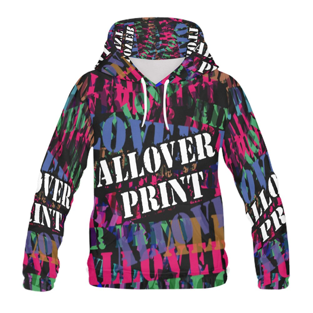Custom Hoodies Design Your Own Add Picture All Over Print for Men