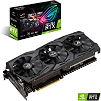 ASUS ROG STRIX GeForce RTX 2060 DirectX 12 GAMING 6GB 192-Bit GDDR6 PCI Express 3.0 Video Card + NVIDIA Gift