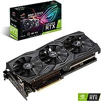 ASUS ROG-STRIX-RTX2060-O6G-GAMING Graphic Card GeForce, 6GB GDDR6, HDMI, DP 1.4