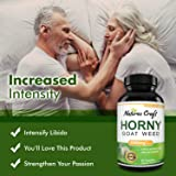 Horny Goat Weed Herbal Complex Extract for Men