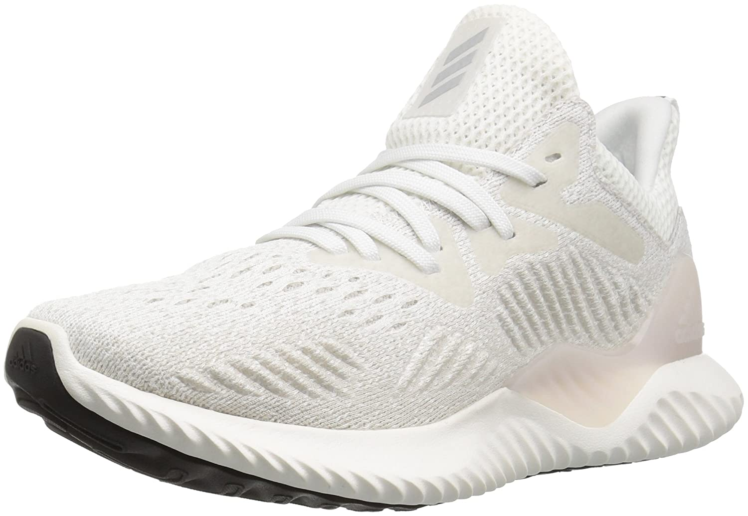 adidas Women's Alphabounce Beyond B(M) Running Shoe B077XKPTXZ 9 B(M) Beyond US|White/Grey/Grey 922624