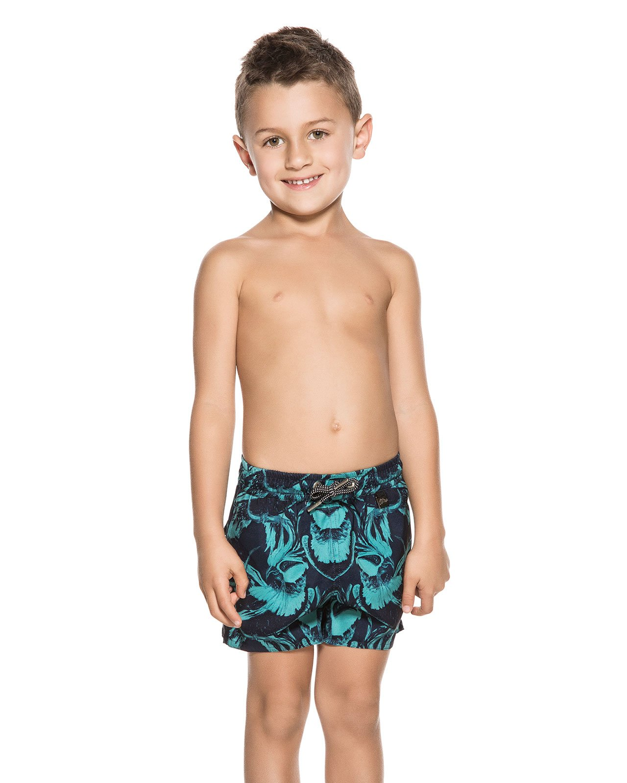 Agua Bendita Swimwear Bendito Birds Boys Swimshort 10