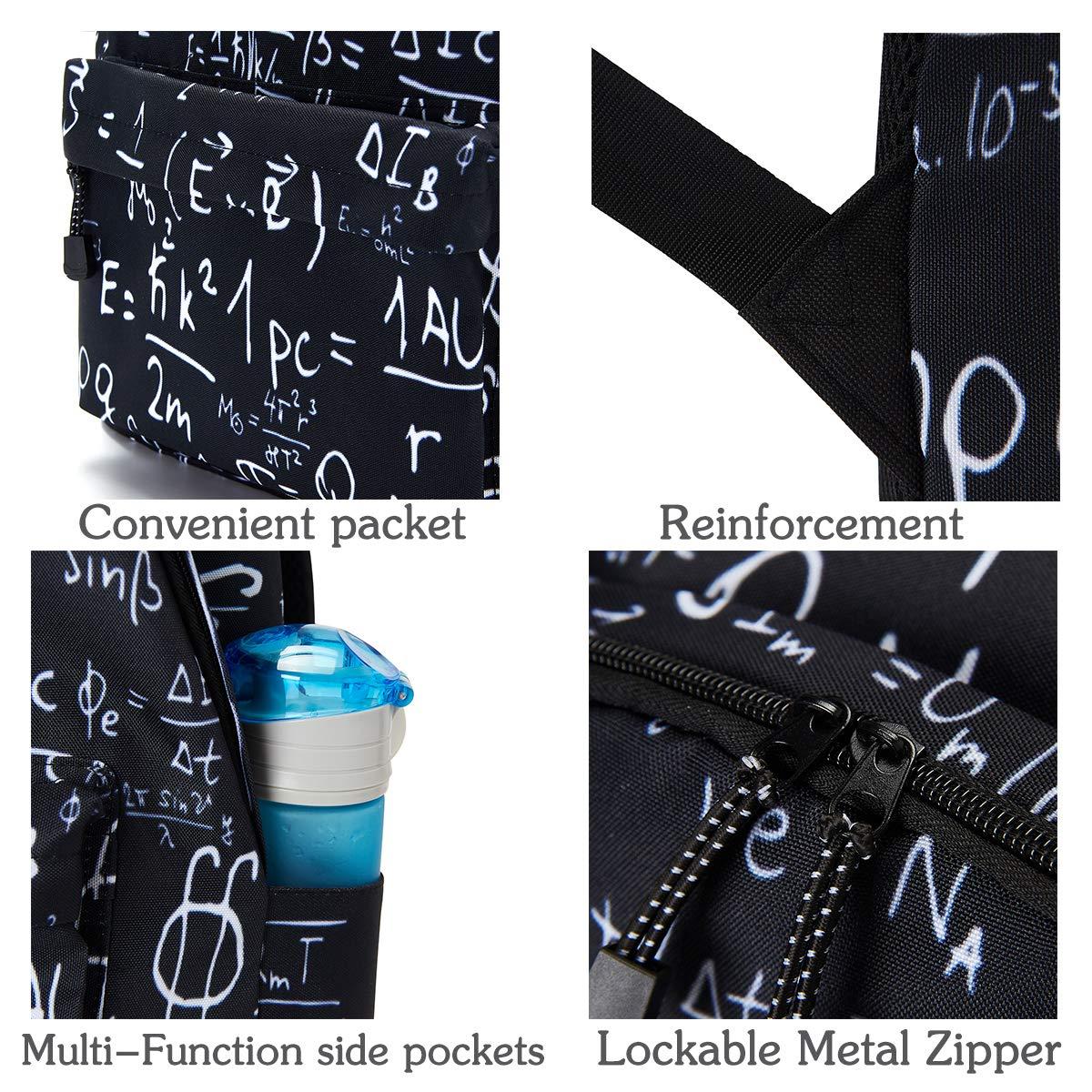 TUONROAD 3D Druckmuster Schulrucksäcke Formel Freizeitrucksack Jugendliche Schulrucksack Modischer Rucksäcke Daypack